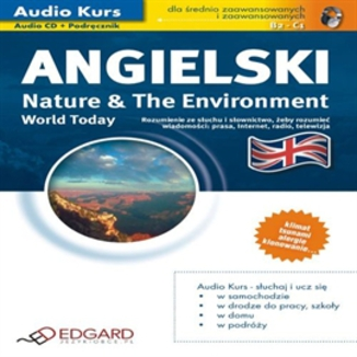 Okładka książki Angielski World Today Nature and The Environment