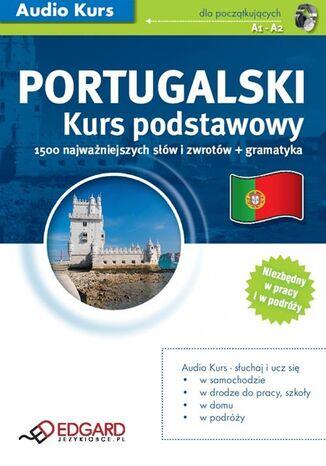 Okładka książki/ebooka Portugalski kurs podstawowy