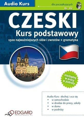 Okładka książki/ebooka Czeski Kurs podstawowy