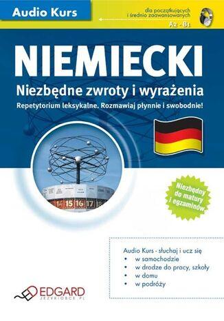 Okładka książki/ebooka Niemiecki - Niezbędne zwroty i wyrażenia