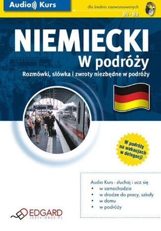 Okładka książki/ebooka Niemiecki w Podróży
