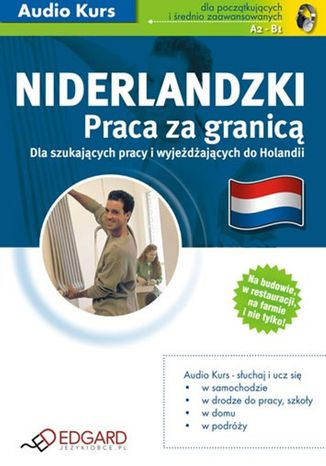 Okładka książki Niderlandzki Praca za granicą