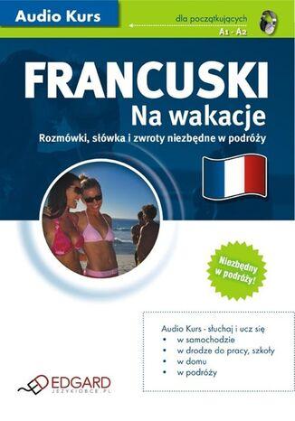 Okładka książki Francuski Na wakacje