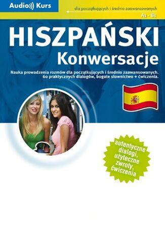 Okładka książki/ebooka Hiszpański Konwersacje