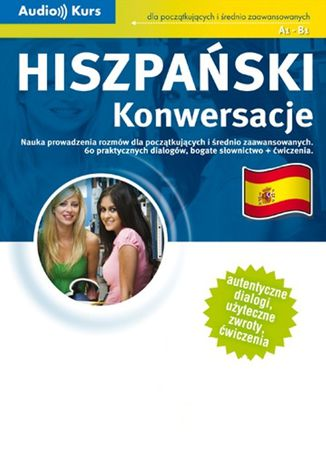 Okładka książki Hiszpański Konwersacje