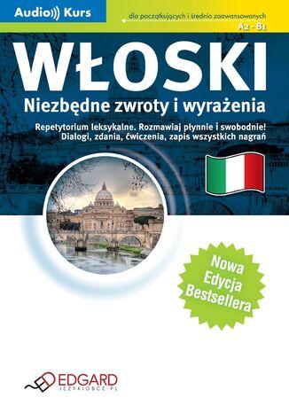 Okładka książki/ebooka Włoski Niezbędne zwroty i wyrażenia