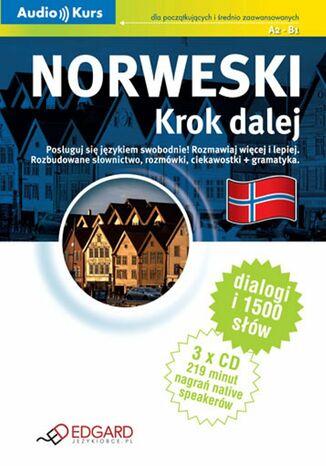 Okładka książki Norweski. Krok dalej