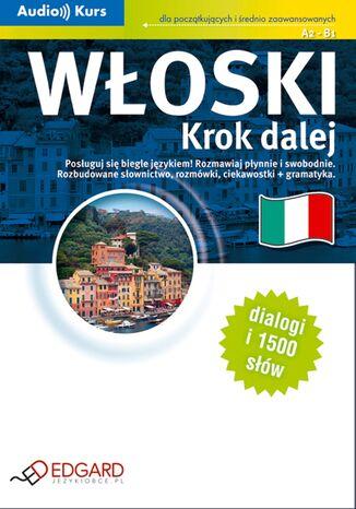 Okładka książki Włoski. Krok dalej