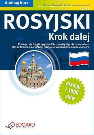 Okładka książki/ebooka Rosyjski. Krok dalej