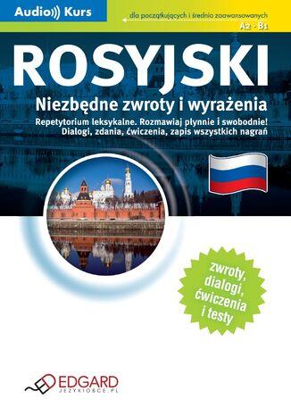 Okładka książki/ebooka Rosyjski Niezbędne zwroty i wyrażenia