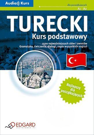 Okładka książki/ebooka Turecki - Kurs podstawowy