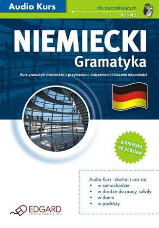 Okładka książki Niemiecki Gramatyka