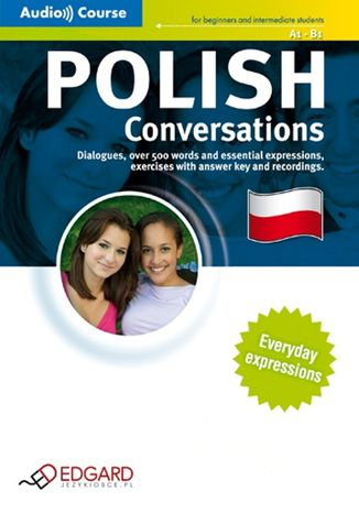 Okładka książki/ebooka Polski Konwersacje Polish Conversations