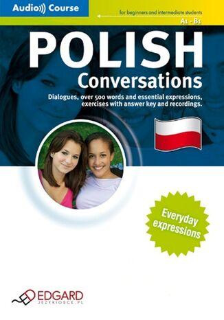 Okładka książki Polski Konwersacje Polish Conversations
