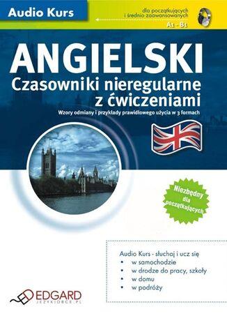 Okładka książki Angielski Czasowniki nieregularne