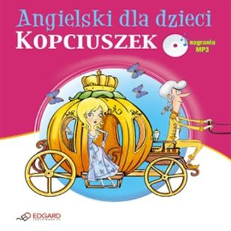 Okładka książki Kopciuszek  Cinderella
