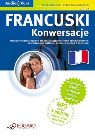 Okładka książki/ebooka Francuski - Konwersacje