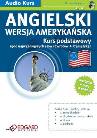 Okładka książki Angielski (wersja amerykańska) Kurs podstawowy
