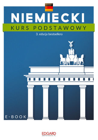 Okładka książki Niemiecki Kurs podstawowy. 3 edycja