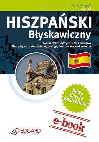 Okładka książki/ebooka Hiszpański Błyskawiczny