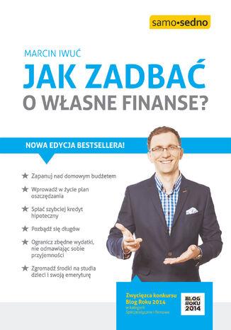 Okładka książki/ebooka Jak zadbać o własne finanse?