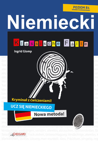 Okładka książki Klassische falle. Niemiecki kryminał z ćwiczeniami