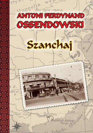 Okładka książki/ebooka Szanchaj