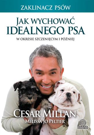 Okładka książki Jak wychować idealnego psa. W okresie szczenięcym i później