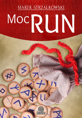 Okładka książki Moc run