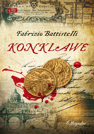Okładka książki Konklawe