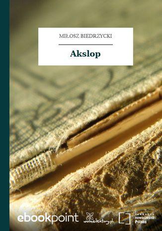 Okładka książki Akslop