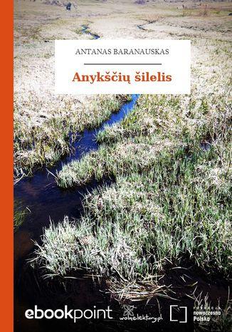 Okładka książki/ebooka Anykšči šilelis