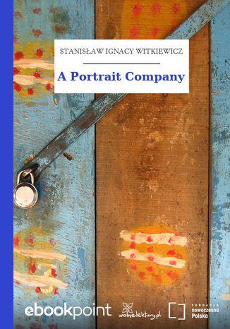 Okładka książki/ebooka A Portrait Company