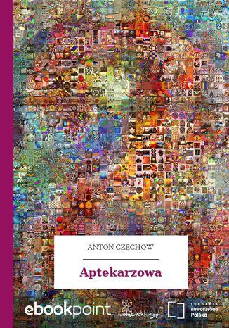 Okładka książki Aptekarzowa