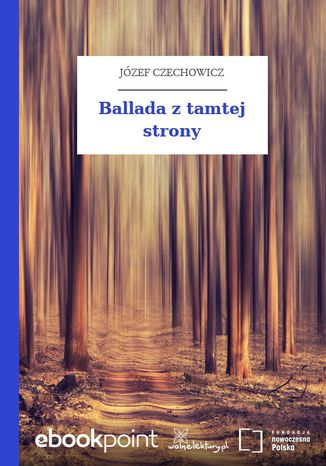 Okładka książki/ebooka Ballada z tamtej strony