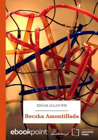 Okładka książki Beczka Amontillada
