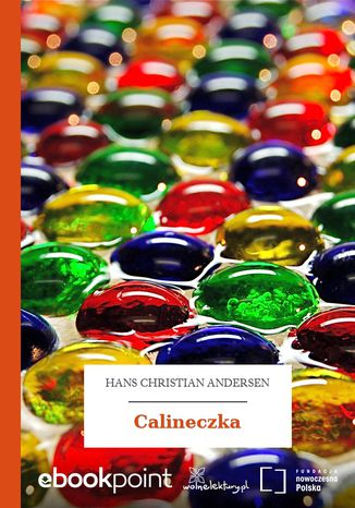 Okładka książki/ebooka Calineczka