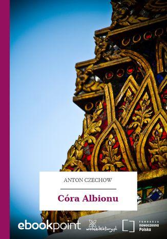 Okładka książki Córa Albionu