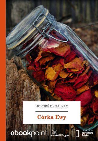 Okładka książki Córka Ewy