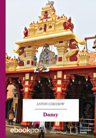 Okładka książki Damy