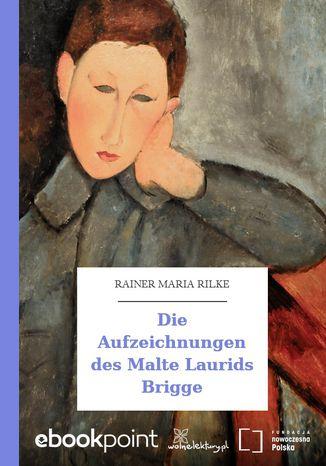 Okładka książki Die Aufzeichnungen des Malte Laurids Brigge