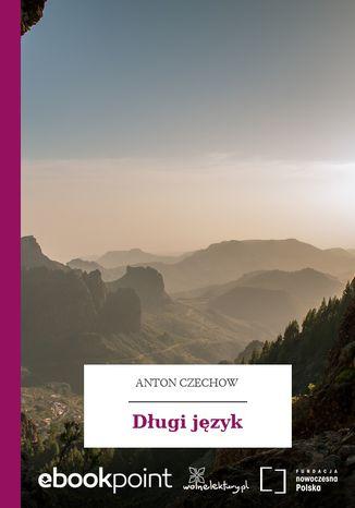 Okładka książki Długi język