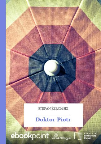 Okładka książki/ebooka Doktor Piotr