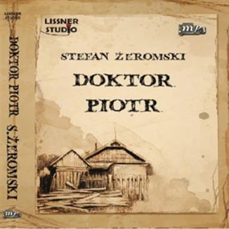 Okładka książki Doktor Piotr