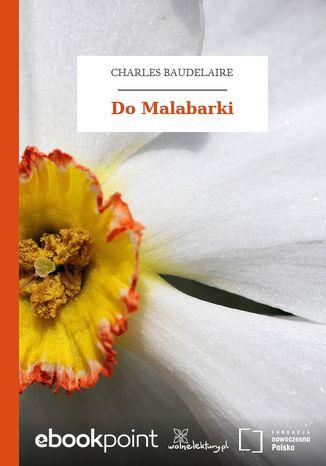 Okładka książki Do Malabarki