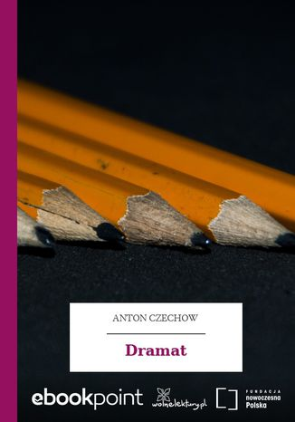 Okładka książki Dramat