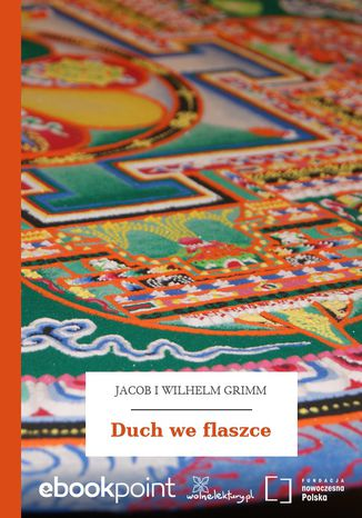 Okładka książki/ebooka Duch we flaszce
