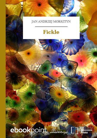 Okładka książki Fickle