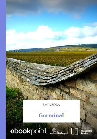 Okładka książki Germinal