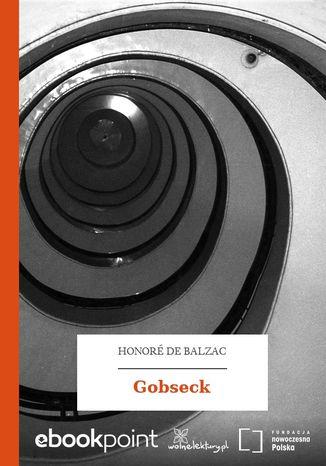 Okładka książki Gobseck